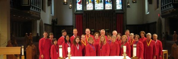 Choir — Saint Paul's Church Augusta, GA