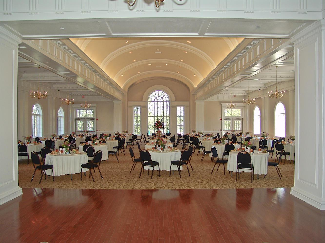 River Room Saint Paul S Church Augusta Ga